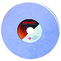8″ × 1/2″ × 1 1/4″ - Ceramic (SG) / 60J Type 1 - Medalist Surface Grinding Wheel